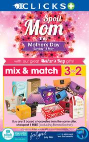 Clicks : Mother's Day (25 Apr - 14 May 2017), page 1