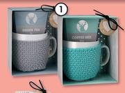 Clicks Cup With Coffee Or Tea Mix-Each