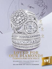 Nwj Jewellery : Loved For Our Diamonds (01 Aug - 31 Dec 2017), page 1
