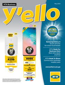 MTN : Business (01 May - 30 May 2019), page 1