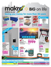 Makro : General Merchandise (19 Sep - 02 Oct 2017), page 1
