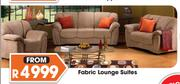 Fabric Lounge Suites