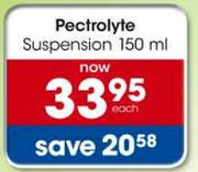 Pectrolyte Suspension-150ml