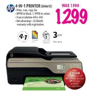 HP 4-in-1 Printer(IA4615)