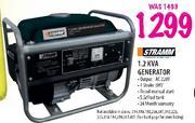 Stramm 1.2 KVA Generator