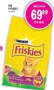 Friskies Assorted-2kg per pack
