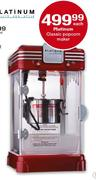 Platinum Classic Popcorn Maker-Each