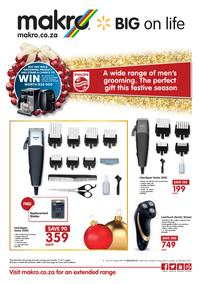 Makro : Philips (26 Nov - 24 Dec 2017), page 1