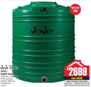 Jojo Tanks 2500Ltr Water Tank