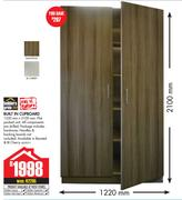 Built In Cupboard-1220 mm x 2100 mm