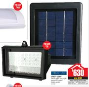 Solar Flar Utility Light