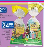 Jacquot Happy Easter Variety Bags-100g Or 150g Per Bag