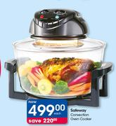 Safeway Convection Oven Cooker-Each