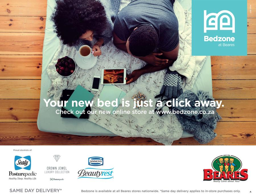 Bedzone : Your New Bed Is Just A Click Away(17 July - 24 July 2017)