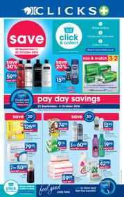 Clicks : Save (22 Sep - 23 Oct 2016), page 1