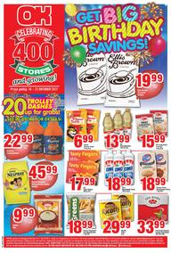 OK Foods Western Cape (18 Oct - 22 Oct 2017), page 1