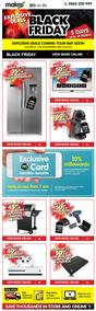 Makro : Black Friday , page 1
