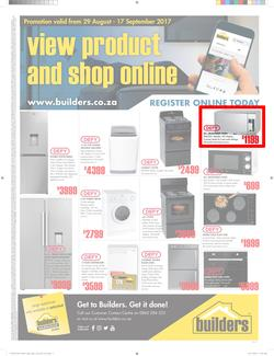 Builders : Shop Online (29 Aug - 17 Sep 2017), page 1