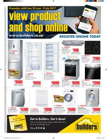 Builders : Shop Online (20 June - 9 July 2017), page 1