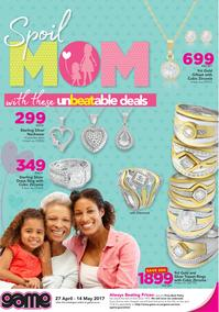 Game : Mothers Day Unbeatable Deals (27 Apr - 14 May 2017), page 1