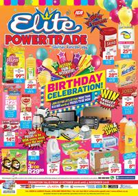 Elite Cash And Carry : Birthday Celebration! (17 Oct - 04 Nov 2018), page 1