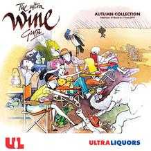 Ultra Liquors : The Ultra Wine Guru (18 Mar - 17 Jun 2019), page 1