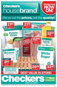 Checkers Eastern Cape :  Housebrand Promotion (11 Mar - 24 Mar 2019), page 1