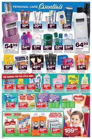 Checkers Eastern : Personal Care Specials (20 May - 09 Jun 2019), page 1