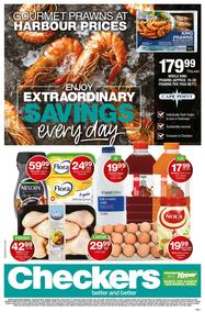 Checkers Eastern Cape : Brand Period Specials (13 Aug - 26 Aug 2018), page 1