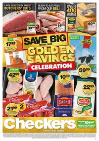 Checkers Eastern Cape : Golden Savings (18 Jun - 24 Jun 2018), page 1
