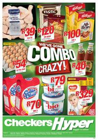 Checkers Hyper Gauteng : Specials (22 May - 09 Jun 2019), page 1
