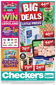 Checkers Gauteng, Mpumalanga, Limpopo, North West : Little Prices Promotion (22 May - 09 Jun 2019), page 1