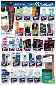 Checkers Gauteng, Mpumalanga, Limpopo, North West : Personal Care Specials (22 May - 09 Jun 2019), page 1