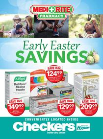 Checkers : Medirite Specials (20 Mar - 07 Apr 2019), page 1