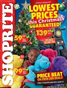 Shoprite : Christmas (20 Nov - 25 Dec 2017), page 1
