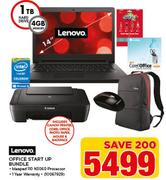 Lenovo Office Start Up Bundle
