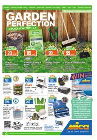 Mica National : Garden Perfection (21 Aug - 02 Sep 2018), page 1