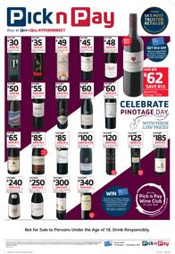Pick n Pay : Low Prices (10 Oct - 05 Nov 2017), page 1