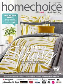 Home Choice : All Things Spring (01 Aug - 31 Aug 2018), page 1