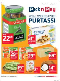 Pick n Pay KZN : Well Wishs Over Purtassi (12 Sep - 24 Sep 2017), page 1