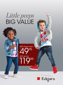 Edgars : Big Value (24 Jul - 02 Aug 2017), page 1