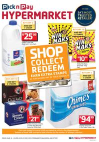 Pick n Pay Hyper Western Cape : Savers (16 Apr - 29 Apr 2018), page 1