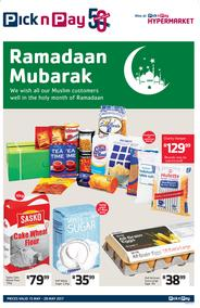 Pick n Pay KZN : Ramadaan (15 May - 28 May 2017), page 1