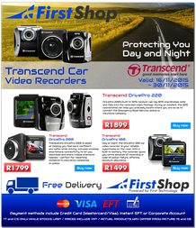 First Shop : Protecting You Day and Night (16 Nov - 30 Nov 2015), page 1