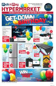 Pick n Pay Hyper : Birthday Deals (09 Jul - 22 Jul 2018), page 1