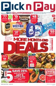 Pick n Pay Eastern Cape : Great Savings With Month-End Deals (21 May - 03 Jun 2018), page 1