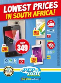 Pep : Lowest Prices (01 Jun - 28 Jun 2018), page 1