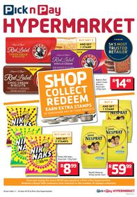 Pick n Pay Hyper : Savings (11 Jun - 24 Jun 2018), page 1