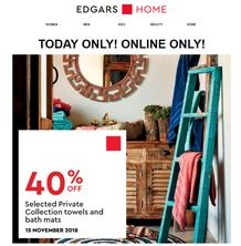 Edgars : Deals , page 1