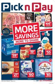 Pick n Pay Western Cape : More Savings More To Share (20 Feb - 04 Mar 2018), page 1